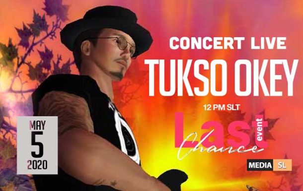 TUKSO OKEY PERFORMS LIVE TODAY @ LAST CHANCE EVENT !! – Show