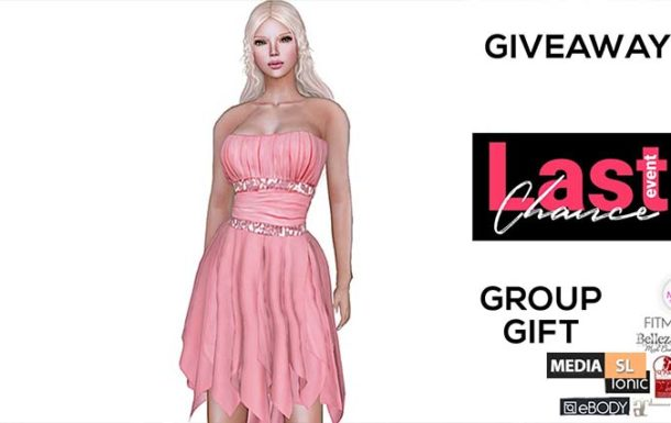 GIVEAWAY Last Chance Event – Gift