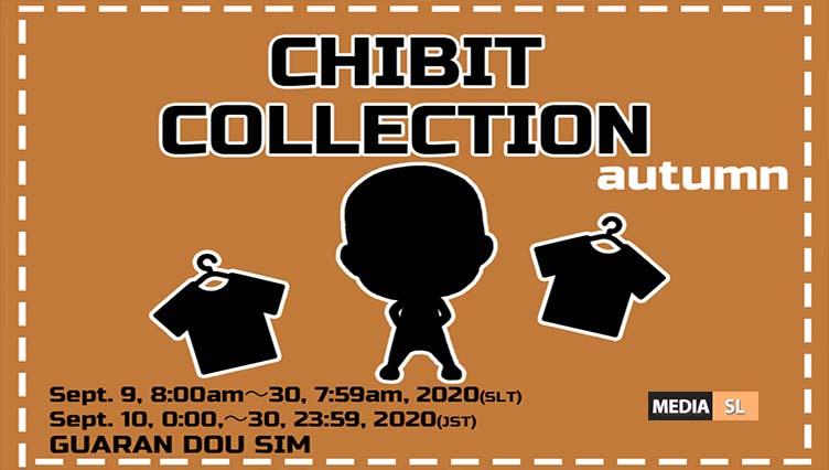 CHIBIT COLLECTION autumn – SEPTEMBER 2020