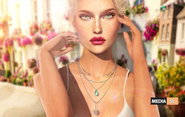 Anessa necklace – AD – NEW