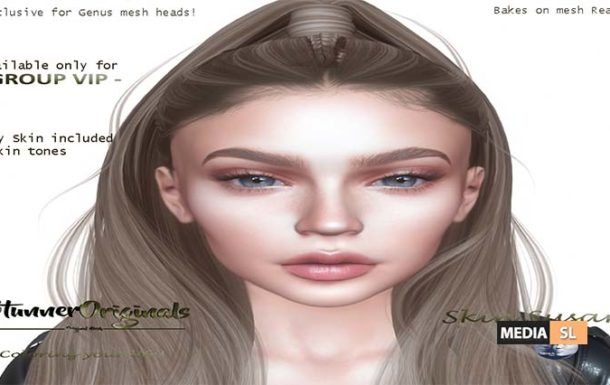 .:: StunnerOriginals ::. Skin Susan – Group VIP – Gift
