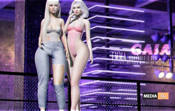 Emma outfit – Equal10 by Gaia – NEW