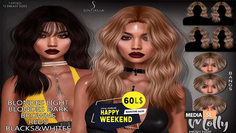 Molly for @Happy Weekend mainstore  – SALE