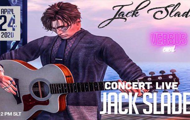 JACK SLADE CONCERT LIVE TODAY @ VERSUS EVENT !! – Show