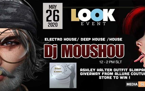 Party with Dj Moushou @ MEDIA SL SHOPPING DISTRICT !! – Show