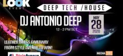 Party with Dj Antonio Deep @ MEDIA SL SHOPPING DISTRICT !! – Show