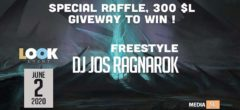 Party with Dj Jos ƦƛƓƝƛƦƠƘ @ Special Raffle, 300 $L GIVEWAY to win ! – Show