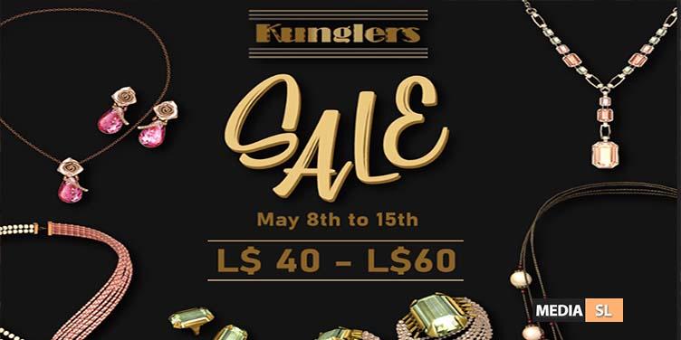 KUNGLERS sale 2020 – SALE