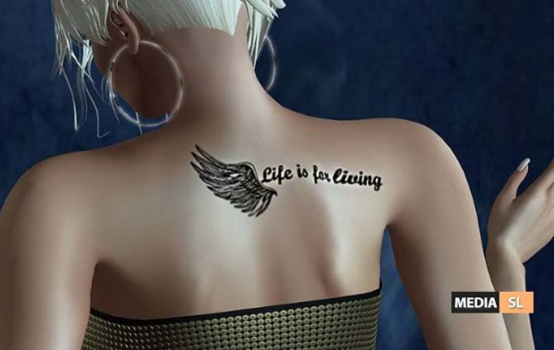 Life is for living – NEW