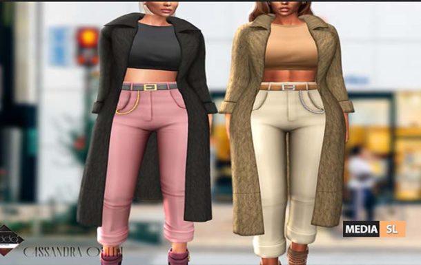 Cassandra Outfit – NEW