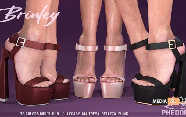 Brinley Heels Megapack – NEW