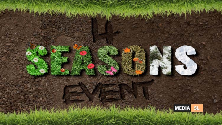 The 4-Seasons Event – May 2020