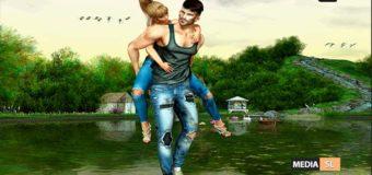 New couple bento pose GIFT!  – Gift