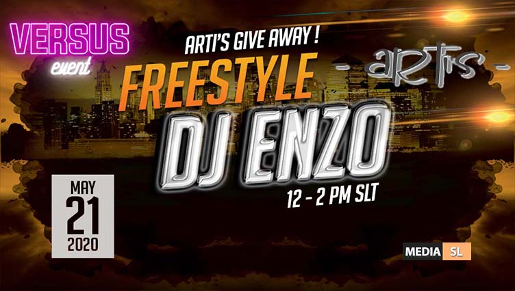 Party with Dj Enzo @ MEDIA SL SHOPPING DISTRICT !! – Show