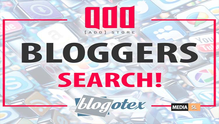 [ADD] store – Blogger Search for Blogotex!  – JOB