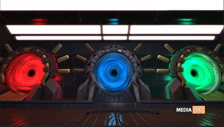 Portals! – NEW DECOR
