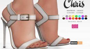 Chris Shoes  – NEW