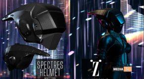 Spectres Helmet  – NEW