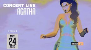 AGATHA CONCERT LIVE TODAY @ LOOK EVENT !! – Show
