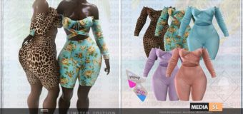 QUEENZ @ POP UP WEEK by Tres Chic – NEW
