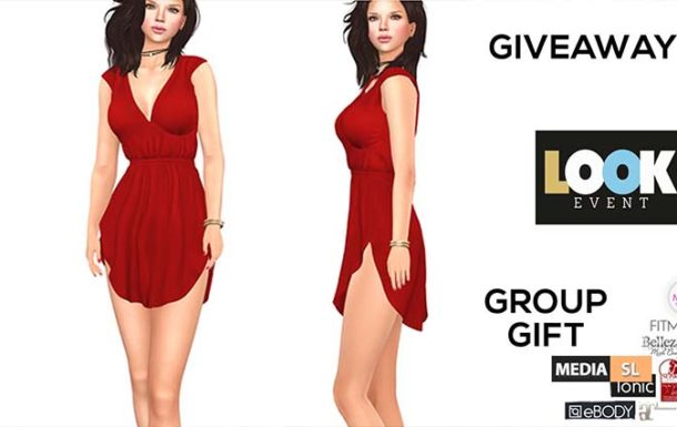 GIVEAWAY Look Event – Gift