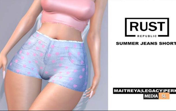 summer jeans shorts – NEW