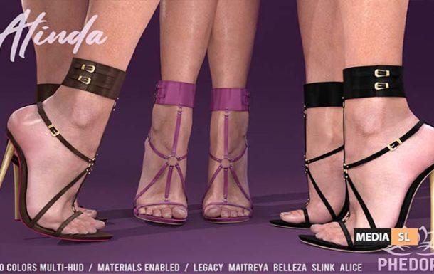 Alinda Heels ♥  – NEW