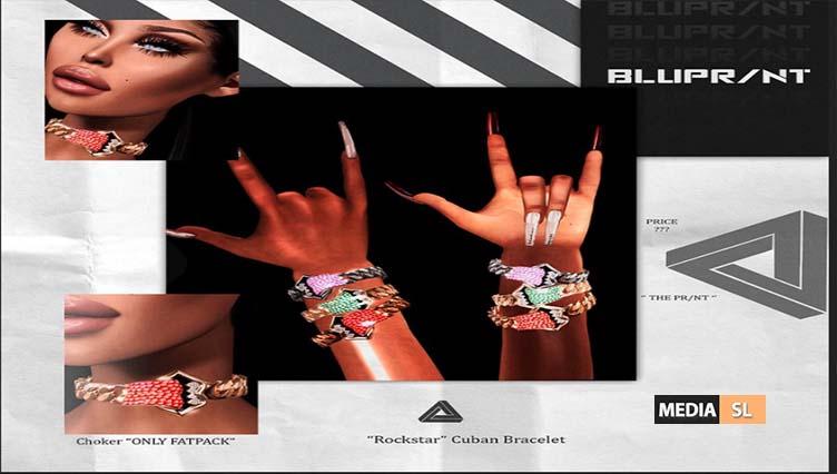 Rockstar Cuban Bracelet – NEW