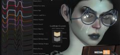 Lantern Glasses by Madame Noir – NEW