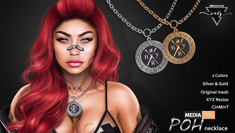 #MG – POH – Necklace / Group  – Gift