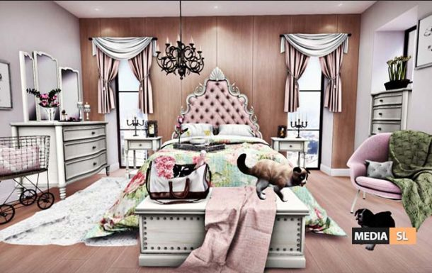 NIcole Bedroom Set 3  – BLOG