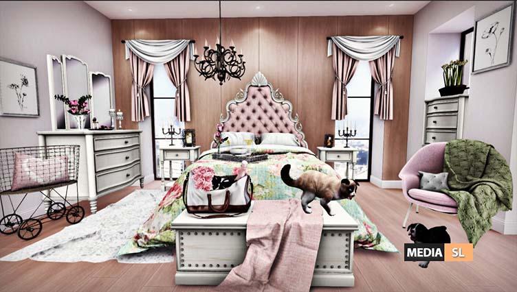 NIcole Bedroom Set 3  – BLOG