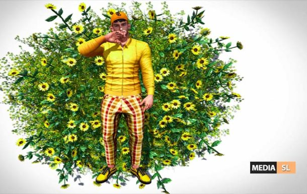 Gallant Color of spring Yellow – NEW MEN