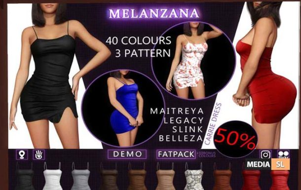 Melanzana @ LAST CHANCE EVENT – NEW