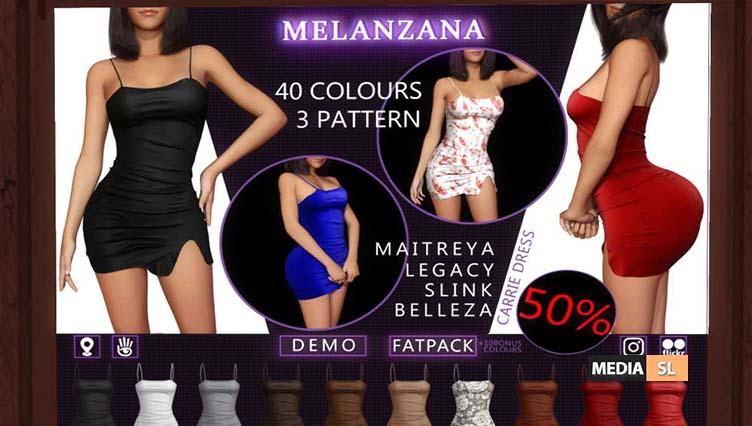 Melanzana @ LAST CHANCE EVENT – NEW