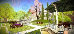 Petit paradis de krys  – Place