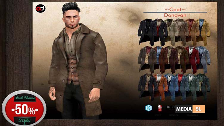 A&D CLOTHING @ LAST CHANCE EVENT – NEW MEN