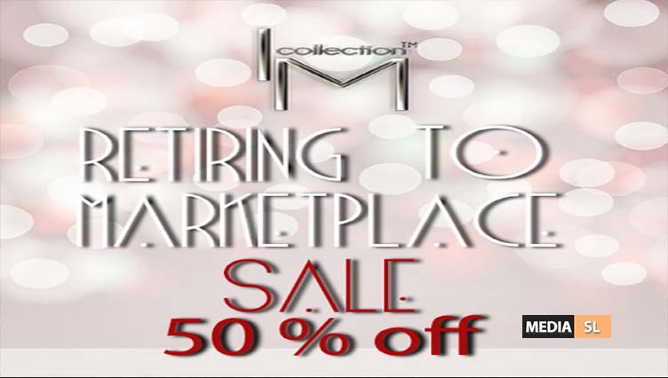 Retiring to MP 50% off Sale – SALE