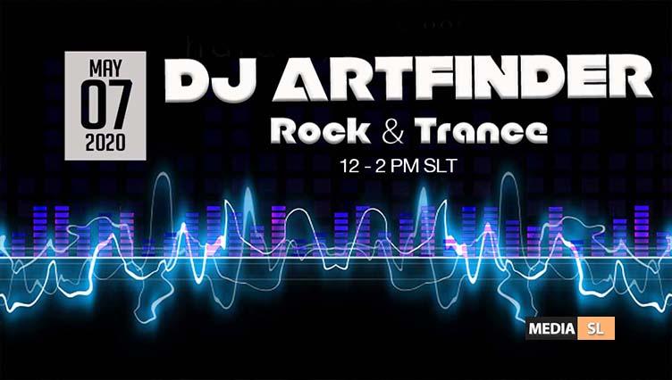 PARTY ! Dj ARTFINDER @ MEDIA SL SHOPPING DISTRICT – Show