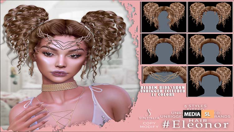 Hair Eleonor – NEW