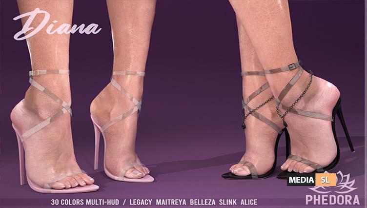 Diana Heels ♥ – NEW