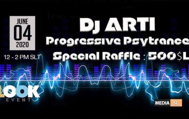 Party with Dj ARTI @ Special Raffle, 500 $L GIVEWAY – Show