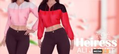 [Heiress] Ali Jacket – NEW