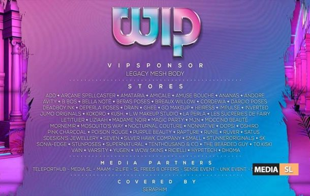 WIP Event – June 2020