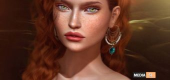 KUNGLERS – Skyler earrings AD  – NEW