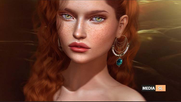 KUNGLERS – Skyler earrings AD  – NEW