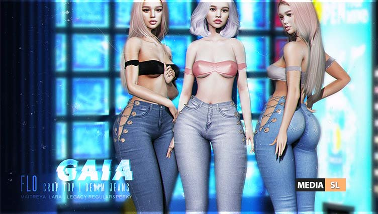 Flo outfit – Equal10 by Gaia – NEW