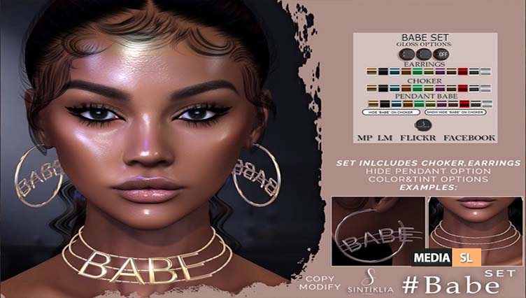 Babe set @C88  – NEW