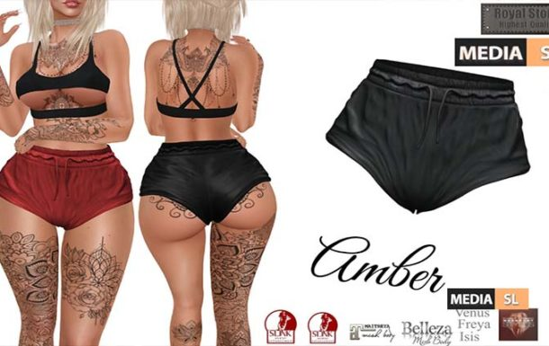 Amber sexy short – Sale
