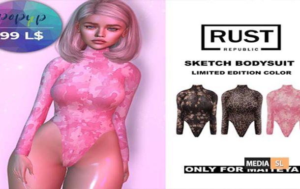 sketch bodysuit – NEW